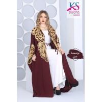 Abaya, Princesse Open abaya