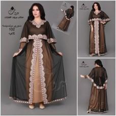 Abaya, Syrie clothing Princessa